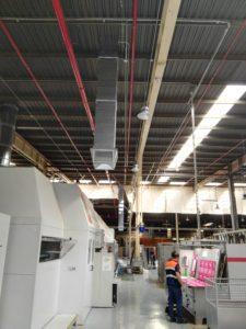 Climatizacion industrial