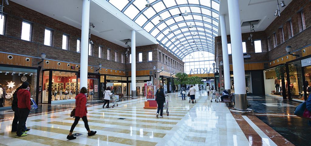 Climatizacion centros comerciales