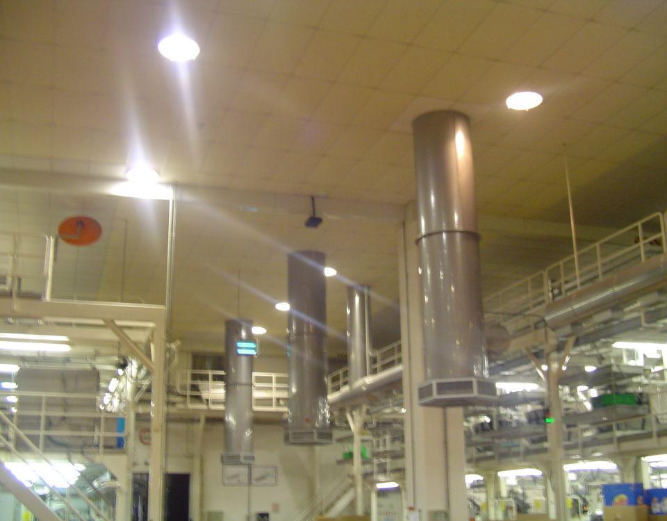 , Industria