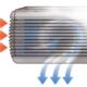¿Cómo funciona el Enfriamiento Evaporativo Directo (EED)?